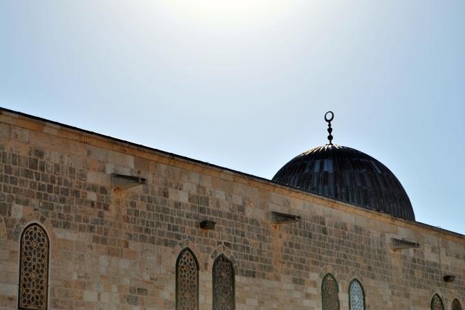 Al Aqsa Mosque, Temple Mount, Jerusalem