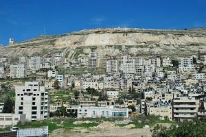 nablus hillside