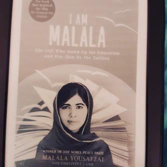 Malala - her story.