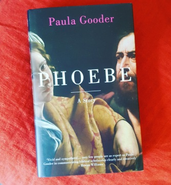 Did I mention I love Paula Gooder. Brilliant - a novel about Phoebe